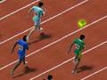 Online hra 100m Race
