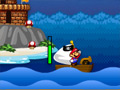 Online Game Mario Sea War