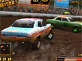 Online Game Crash Car Combat