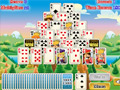 Online hra Tower Solitaire