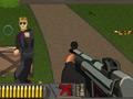 Online Game Super Cops: Targets