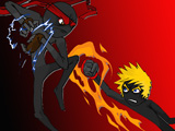 Online Game Super Fighters Rampage