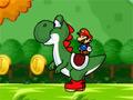 Online Game Mario & Yoshi Adventure 2