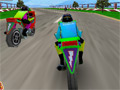 Online hra 3D Moto Racing