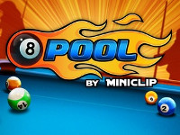 Jogo Online 8 Ball Pool Multiplayer