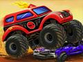 Online hra Crazy Monster Truck