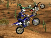 Most played game Motocross Nitro