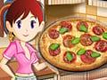 Sara's Cooking Class: Pizza Tricolore