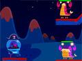 Space Pirate vs Alien Lobsters