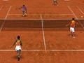 Online hra Tennis Doubles