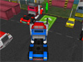 Online Game 18 Wheeler 3D