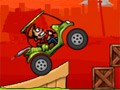 Online Game Crazy Golf Cart 2