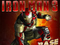 Online Game Iron Man 3: Base Jumper