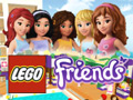 Online Game Lego Friends: Pool Party