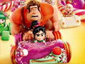 Online Game Wreck It Ralph : Sugar Rush