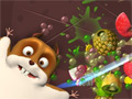 Online Game Fruit Slasher 3D Extended