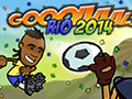 New game Goooaaal Rio 2014