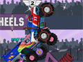 Online Game Monsters' Wheels