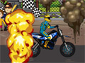 Online Game Moto X Dare Devil