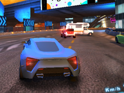 New game Turbo Racing 3