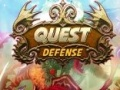 New game Quest Defense