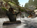 Online Game The Hobbit - Barrel Escape