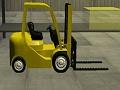Online hra Forklift Sim
