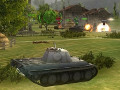 Online Game Ground War: Tanks