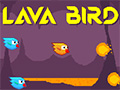 Online hra Lava Bird