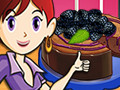 Online Game Berry Cheesecake: Sara's Cooking Class
