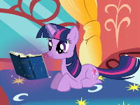 Online Game Explore Ponyville