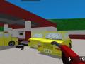 Gas pumping simulator