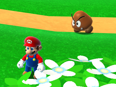 New game Super Mario 64 HD