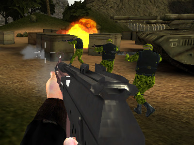 Online Game Bullet Force