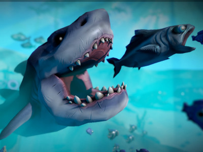 Feed and grow fish simulator online game for Feed and grow fish the game