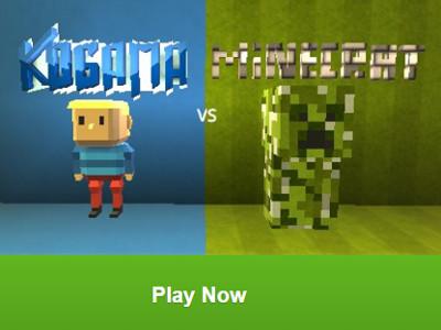Kogama vs. Minecraft