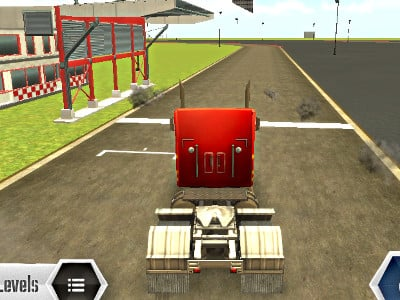 Sports Truck Time Trial