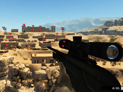 Online Game Stealth Sniper 2