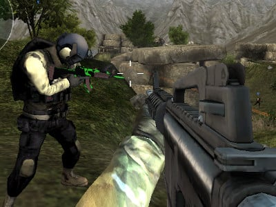 Online Game Bullet Force Multiplayer