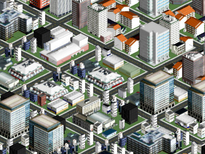 Epic City Builder 3 – Poki