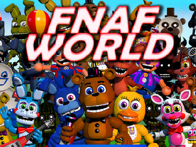 Online hra FNaF World