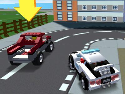 Lego City Oyunları