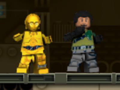 Jogo Lego Star Wars Adventure 2016