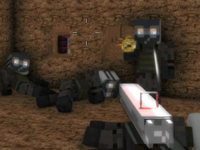 Online hra Pixel Warfare 4