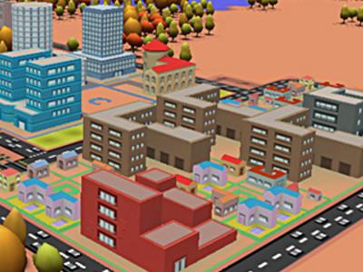 3d City Builder Online Game