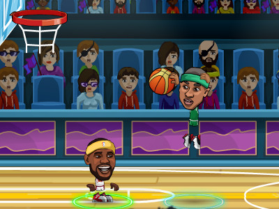 Jogo Basketball Legends