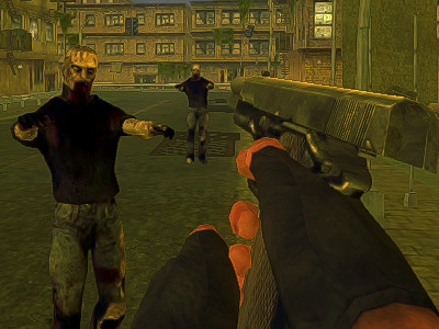 Online Game Call of Zombies 3
