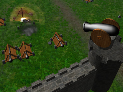 Defender of Tower: Attack of War Machines