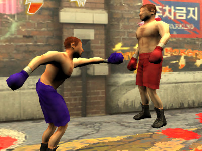 Drunken Boxers