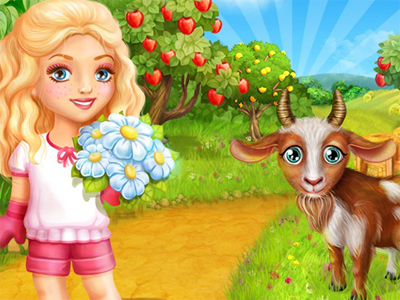 Online Game Farm Days